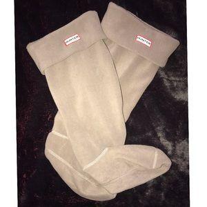 HUNTER boot socks - size XL